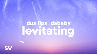 Download Dua Lipa, DaBaby - Levitating (Lyrics)