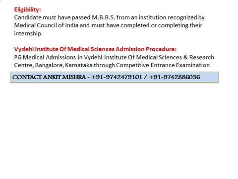 Entrance Exam For Mbbs In Bangalore Bygreg Com