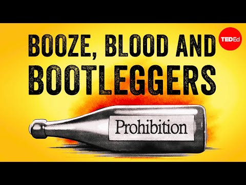 Video image: Prohibition: Banning alcohol was a bad idea... - Rod Phillips