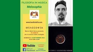 Melosophia - Puntata 3 - Io come Io de Il Rovescio Della Medaglia