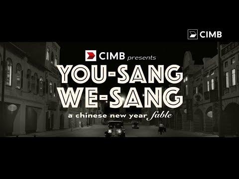 You-Sang, We-Sang | CIMB CNY 2019