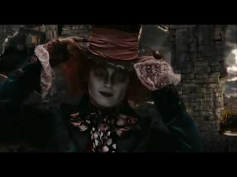 Alice in Wonderland (Movie) Trailer