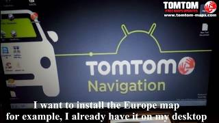 How to update your gps (TomTom) - TomTom Free Update Tutorial - [v1010/1011xxxx]