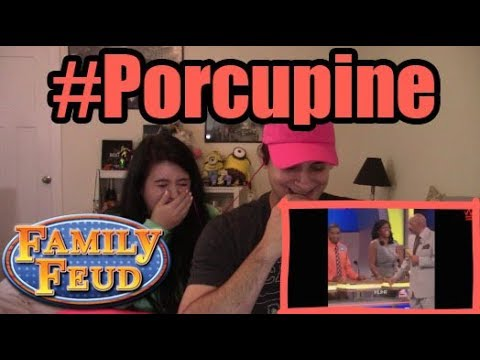 The Most Embarrassing Family Feud Answers!   COUPLE'S REACTION!