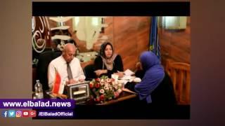 محافظ أسوان يستمع لمطالب المواطنين خلال لقائه الأسبوعى معهم.. فيديو وصور