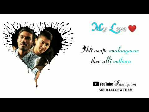 yathe-yathe💞song|love-feeling-whats-app-status|tamil-whats-app-status|skrillexgowtham|