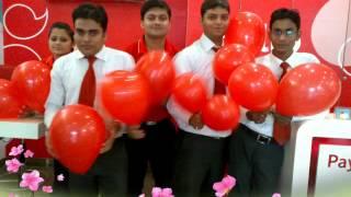 vodafone store faizabad Red celebration