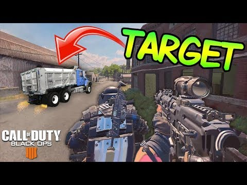 THE GREAT CAR CHASE - Call of Duty Black Ops 4 (Blackout) thumbnail