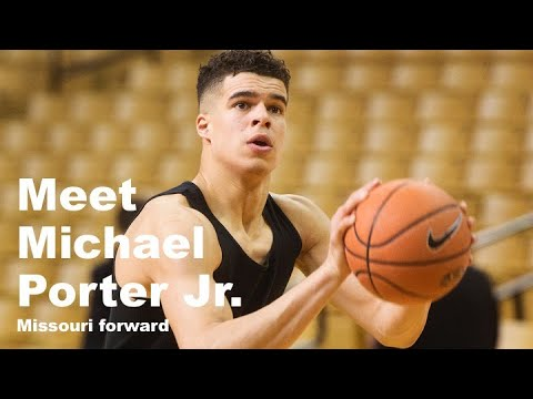 Cavaliers attended Michael Porter Jr.'s pro day in Chicago