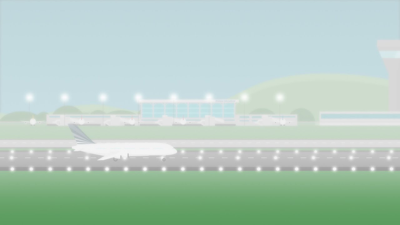 Weather and the airport: Fog