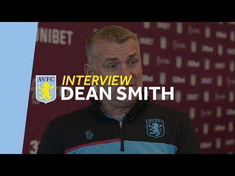 Dean Smith: I'm feeling a range of positive emotions