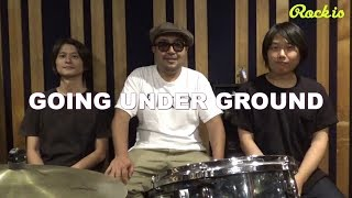 GOING UNDER GROUNDが6月6日(水)ニューシングル「スウィートテンプテ...
