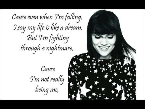 Jessie J- You don't really know me (lyrics)