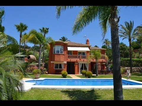 Villa Margarita as holiday let to rent in Coin, Malaga, Costa del Sol, Spain