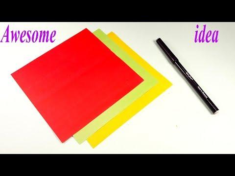 Best craft idea | DIY paper crafts | DIY arts and crafts | Cool idea you should know