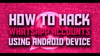 how to hack whatsapp account on android Latest trick 2017-18 by www.TrueTricks.tk