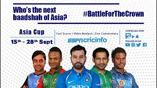Matchday, Hong Kong v India, Match 4, Asia cup 2018, post-match
