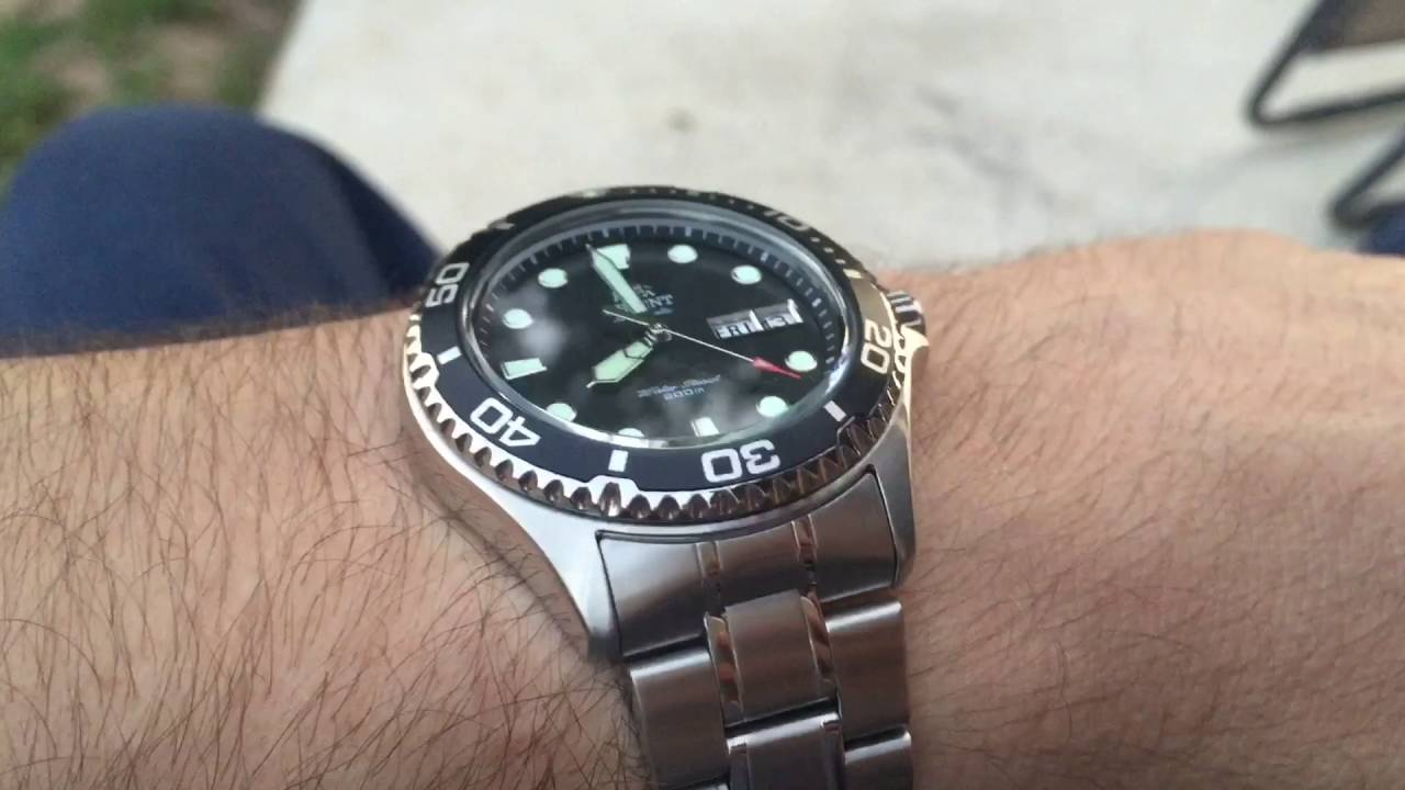 Orient Ray Ll Review Youtube