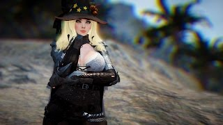 Black Desert Online   Witch VS Ninja Awakening PVP   Ai Winea