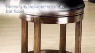 Vienna Bar Stool - Hillsdale Furniture