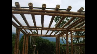 Natural Building Costa Rica Bamboo Immersion