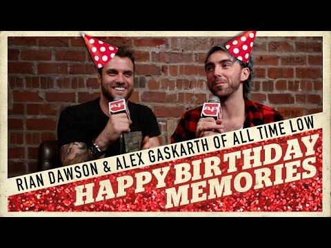 Happy Birthday week ALEX GASKARTH and RIAN DAWSON!