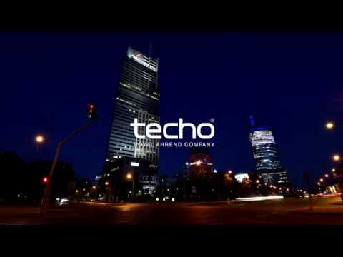 TECHO - MSD Warsaw - Fit out project case study