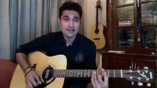 Dil Yeh Bekarar Kyun Hai (Guitar Cover) - Players