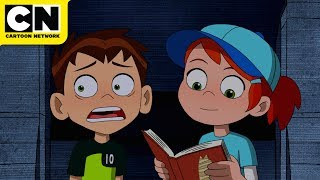 Storm Chasing | Ben 10 | Cartoon Network