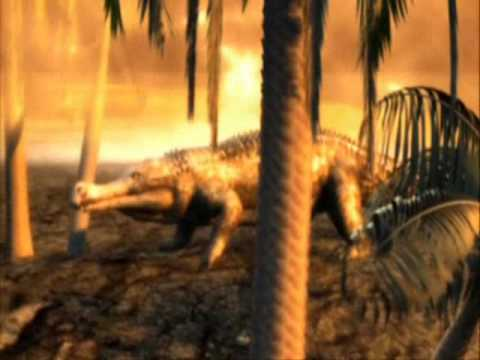 Asteroid Aftermath-Dinosaur Extinction