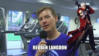 RangerStop 3 - Reuben Langdon AKA Dante from Devil May Cry wants to meet you!