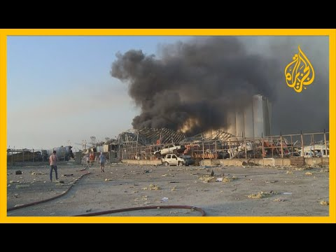???? انفجار بيروت.. مصدر أمني: ما حصل ليس انفجار مفرقعات بل مواد شديدة الانفجار كانت مصادرة منذ سنوات  - نشر قبل 7 ساعة