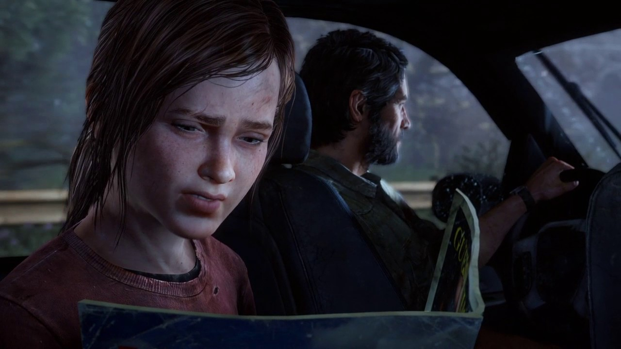 last of us ellie porn