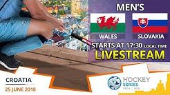 Wales v Slovakia   2018 Men's Hockey Series Open Zagreb   FULL MATCH LIVESTREAM