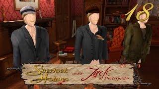 Sherlock Holmes contra Jack el Destripador [PC]   Parte 18 - Detectives de la Moda