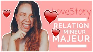 STORYTIME : AMOUR MINEUR/MAJEUR - LeaChoue