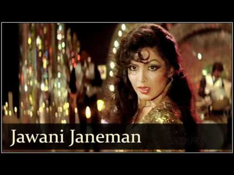 JAWANI JANE MAN  ...  SINGER, ASHA BHOSLE  ...  FILM, NAMAK HALAL (1982)