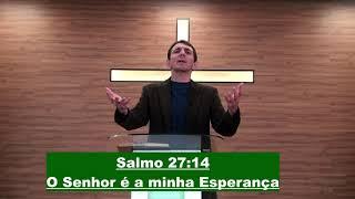 Estudo Bíblico - Rev. Naity Gripp