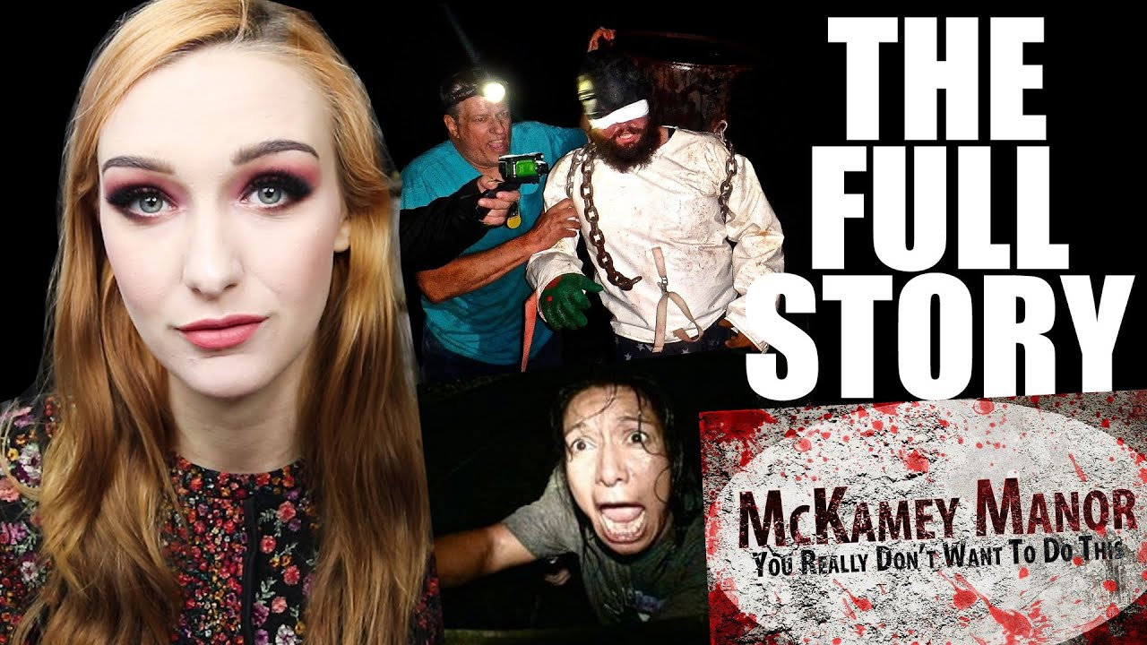 Download The Full McKamey Manor Story