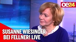 Fellner! LIVE: Susanne Wiesinger im Interview
