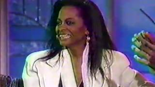 DIANA ROSS INTERVIEW 1991 - WHO WAS YOUR FIRST LOVE