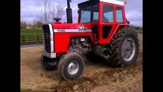MF 1135 Sub Soiling