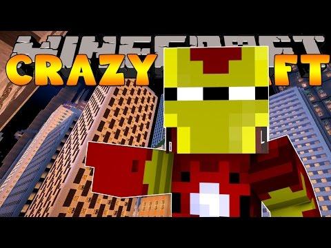 Minecraft Crazy Craft Prisoners