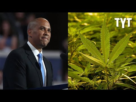 Cory Booker Proposes GREAT Marijuana Bill… But There's A Catch