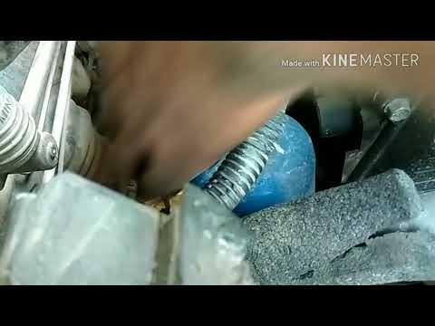 Hyundai Accent CRDI engine pickup problem faulty turbo charger