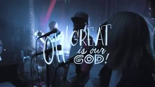 The Sing Team - Oh! Great Is Our God! (Live)