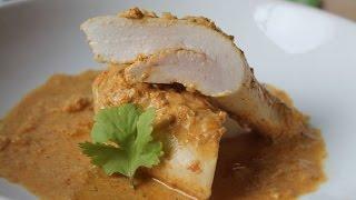 Indisches Tandoori Hähnchen (Rezept) || Indian Tandoori Chicken (Recipe) || [ENG SUBS]