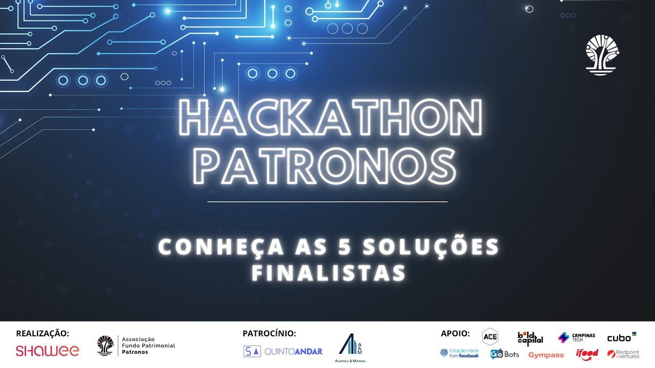 O primeiro Hackathon Patronos foi um sucesso!