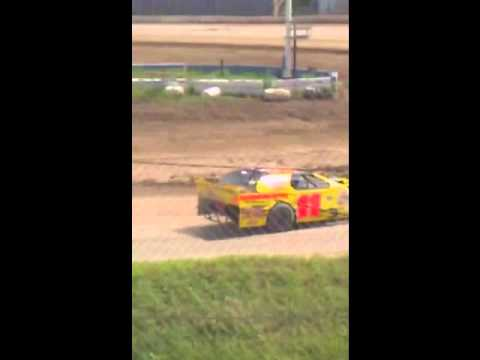 Mullins Racing North Central Speedway B Mod Practice