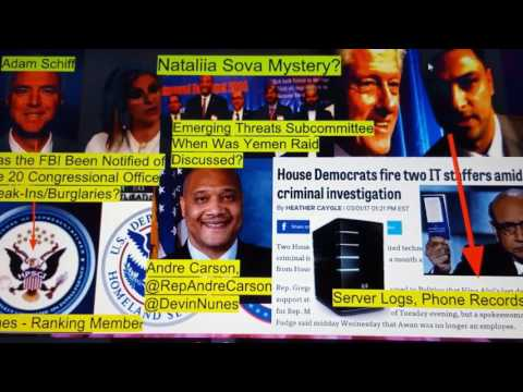 Day 132   Hillary's Henchmen, Awan Brothers Saga Deepens, Part 1